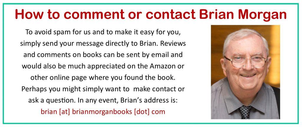 Brian Morgan contact