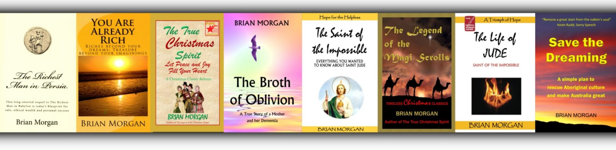 Brian Morgan Books